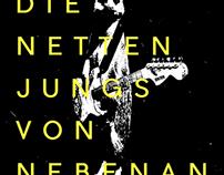 DNJVN Band Branding