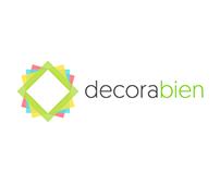 Decorabien.com Branding