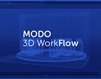MODO 3D WorkFlow
