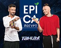 Epica | show Dance | website