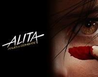 Alita: Battle Angel   Social Media