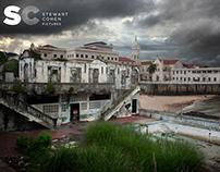 Noriega's Mansion by Stewart Cohen
