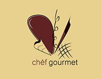LOGO Project - Chèf Gourmet