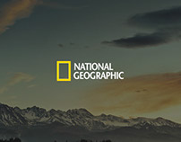 National Geographic - Web Design Concept