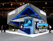 GEFCO STAND
