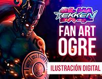 Ilustración Digital • Fan Art Ogre