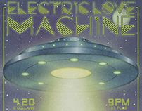 Electric Love Machine 4-20-19