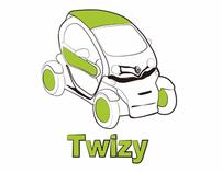 Renault Twizy Spot 1