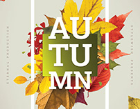 Autumn Flyer Template
