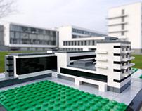 Lego Bauhaus