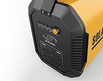 Industrial battery