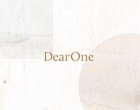 Dear One Childhood Keepsake Journal