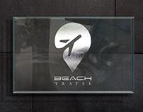 Логотипи дизайн для «BEACH TRAVEL»
