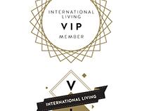 International Living VIP Member Logo Concepts