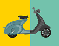Vespa: From the past to the future