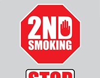 STOP 2NDHAND SMOKING Campaign
