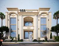 VIA medical center redesign