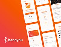 Bandyou   App UI Design