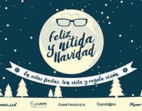 Felicita Navidad 2016-17 para Essilor España S.A.