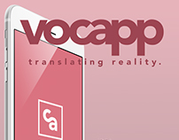 Vocapp – translating reality