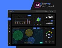 easyPay dashboard