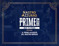 Nastro Azzurro Prime Brew
