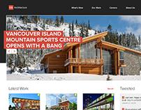 CEI Architecture Website