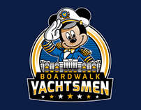 Disney's March Magic Logos