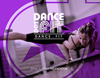 DANCE DOT FIT -  Branding