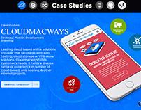 CloudMacways - Checkout Work of Design & Development