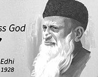 Tribute to Abdul Sattar Edhi
