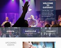 Gateway Church Website