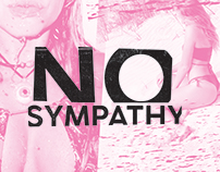 No Sympathy Swimwear Branding