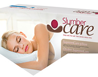 Image de marque et emballage SlumberCare