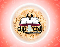 Cup Cow Cereal Bar Cafe