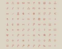 Simple vector icon