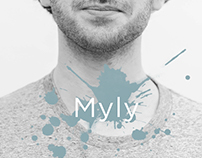 Myly. Shop concept
