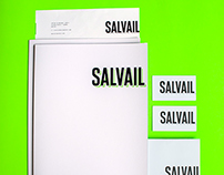 Pochette de présentation pour Salvail & Co.