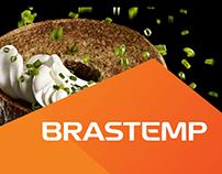 BRASTEMP logo Redesign