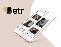 Betr App iOS