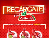Recárgate con California