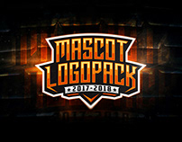 MASCOT LOGOPACK 2017-18 |BIG COLLECTION VOL.2