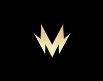 MOTOR branding and logo design