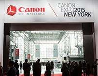 Canon EXPO 2015 New York