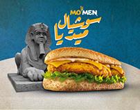 Mo'men Egypt Social Media