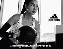 Adidas- CMMTTD Chill Bra