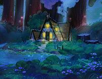 Sequoia Hut