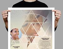 Jae Franklin Poster