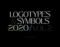 Logotypes and symbols 2020 Vol.2