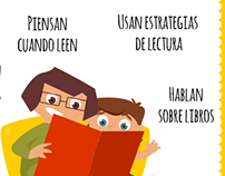 Poster Buenos Lectores | Good Readers